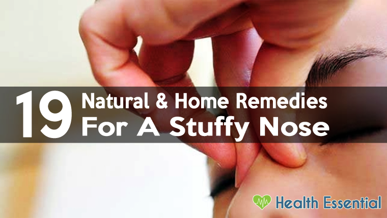 remedies-for-stuffy-nose