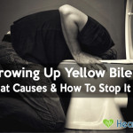 What Causes Throwing up Bile and How to Stop it?