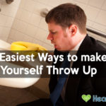 10 Easiest Ways to Make Yourself Throw Up