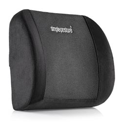 Duro-Med Relax-a-Bac, Lumbar Back Support Cushion