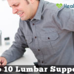 Top 10 Best Lumbar Supports