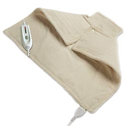 WellRest Therapeutic Neck and Back Warmer