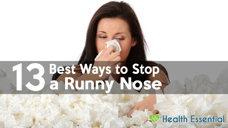 how to get rid of a runny nose 13 simple ways. Black Bedroom Furniture Sets. Home Design Ideas